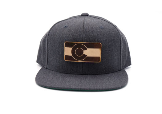 Colorado-Dark-Heather-Flatbill-Snapback-State-Flag-Hat