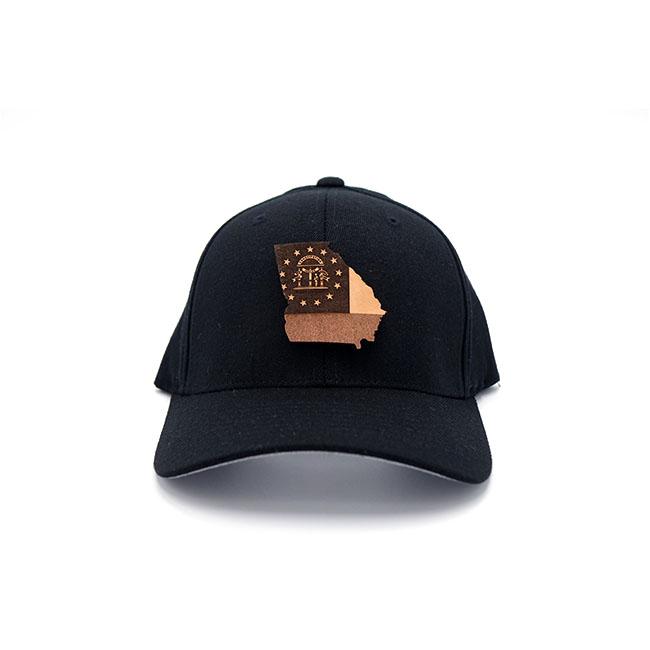 Georgia Flexfit State Pride Hat
