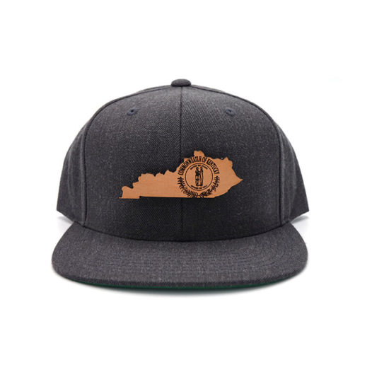 Kentucky Flatbill Snapback State Pride Hat