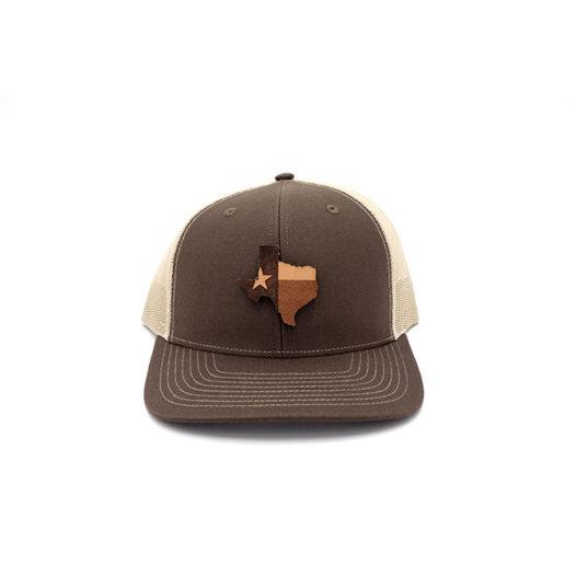 Texas Snapback Trucker State Pride Hat