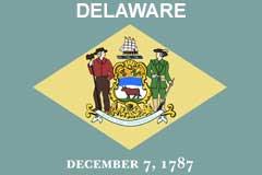 Delaware Hats, Caps, State Pride Hat