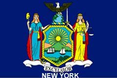 New York pride state hat