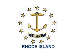 Rhode Island state pride hats